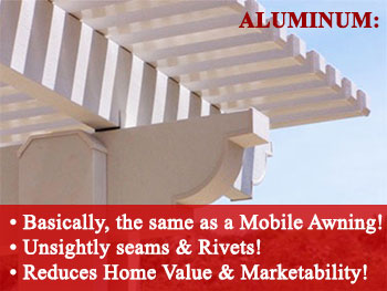 Patio Covers and Pergolas Huntington Beach