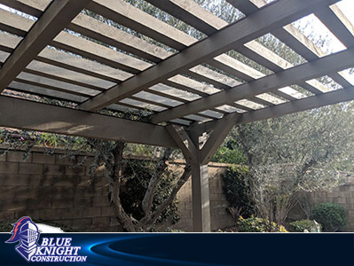 Wood Patio Covers & Pergolas Huntington Beach 125