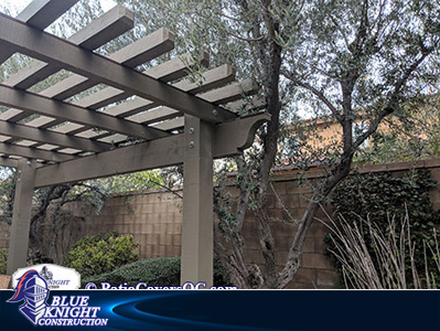 Wood Patio Covers & Pergolas Huntington Beach 128