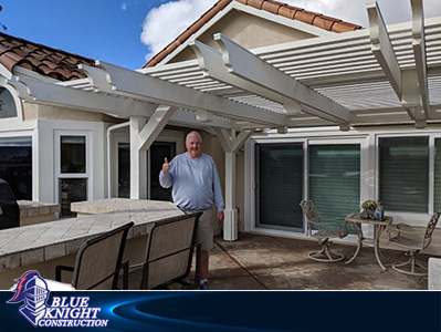 Wood Patio Covers & Pergolas Huntington Beach 130