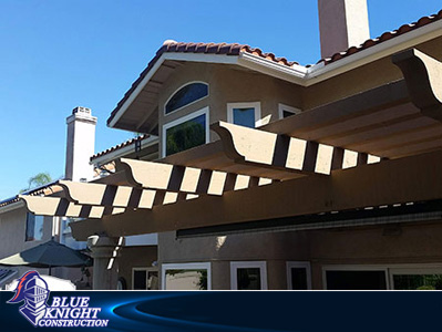 Wood Patio Covers & Pergolas Huntington Beach 131