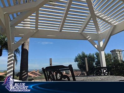 Wood Patio Covers & Pergolas Huntington Beach 133