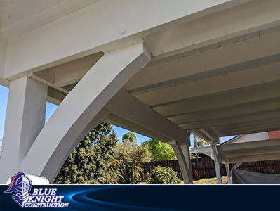 Wood Patio Covers & Pergolas Huntington Beach 140