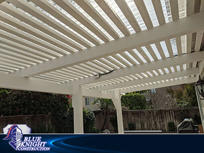 Wood Patio Covers & Pergolas Huntington Beach 144