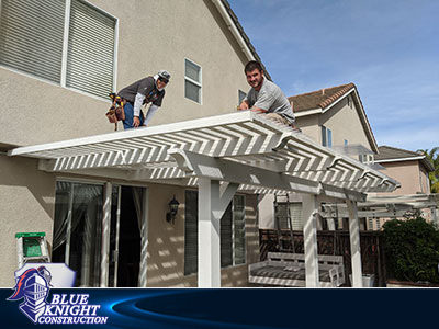 Wood Patio Covers & Pergolas Huntington Beach 145